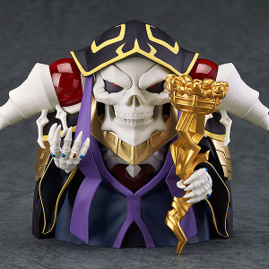 Nendoroid Ainz Ooal Gown