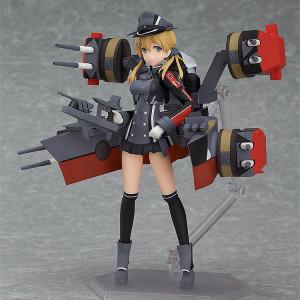 Max Factory's figma Prinz Eugen