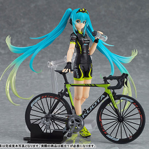 figma Racing Miku 2015: Team Ukyo Support Ver.