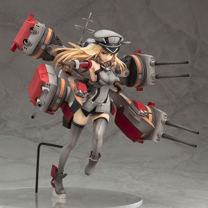 Good Smile Company's Bismarck Kai