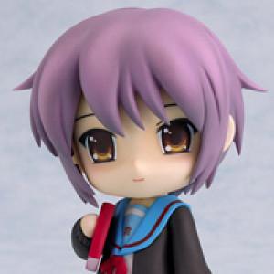 Good Smile Company's Nendoroid Nagato Yuki