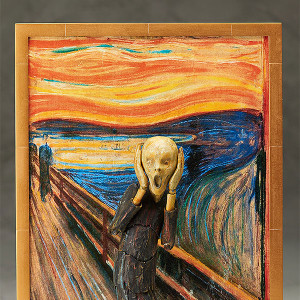 figma The Scream