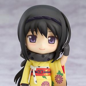 Nendoroid Akemi Homura Yukata Ver.