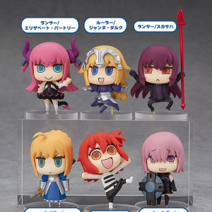 Learning with Manga! Fate/Grand Order Collectible Figures (Set of 6)