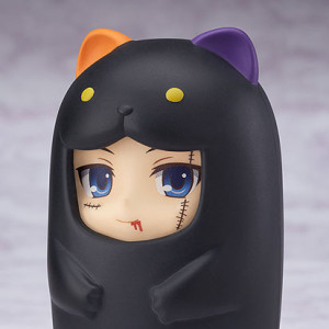 Nendoroid More: Face Parts Case (Halloween Cat)