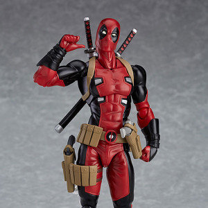 Good Smile Company's figma Deadpool