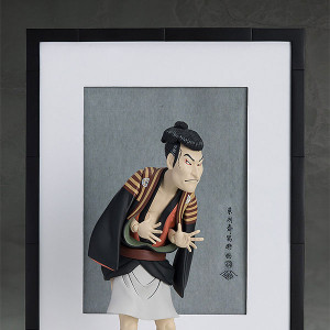 figma Otani Oniji III as Yakko Edobei by Sharaku