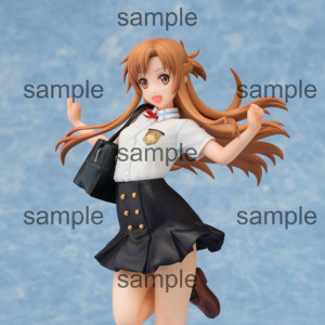 Chara-Ani.com's Yuuki Asuna Ordinal Scale Summer Uniform Ver.