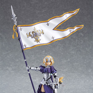 Max Factory's figma Ruler/Jeanne d`Arc