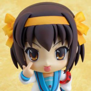 Good Smile Company's Nendoroid Suzumiya Haruhi