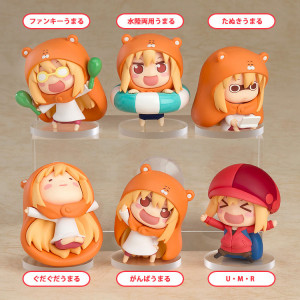 Himoto! Umaru-chan Trading Figures #2 (Set of 8)