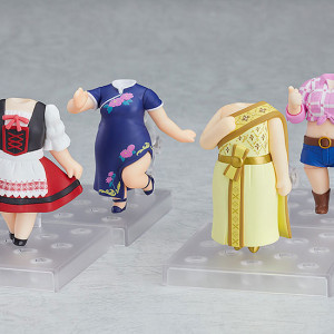 Nendoroid More: Love Live! Sunshine!! Dress Up World Image Girls Vol.2 (Set of 5)