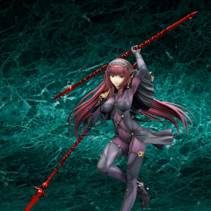 ques Q's Lancer/Scathach Third Ascension Ver.