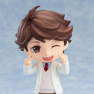 Nendoroid Oikawa Toru School Uniform Ver.
