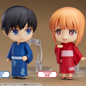 Nendoroid More: Dress Up Yukata (Set of 6)