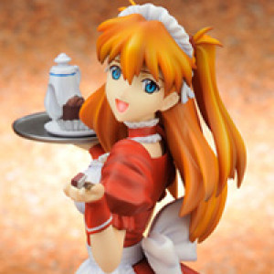 Kotobukiya's Asuka Langley Soryu Maid Version