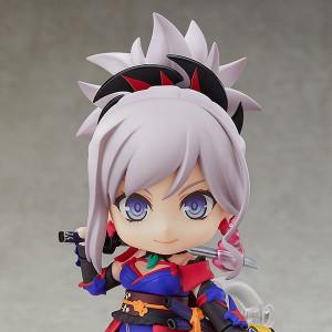 Nendoroid Saber/Miyamoto Musashi