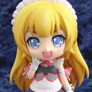 Good Smile Company's Nendoroid Imoko Shishido Maidoroid Version