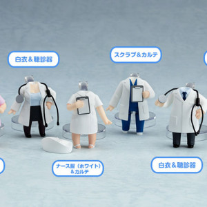 Nendoroid More: Dress Up Clinic (Set of 6)