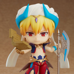 Nendoroid Caster/Gilgamesh Ascension Ver.