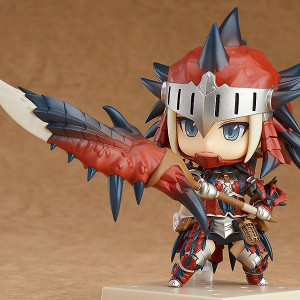 Nendoroid Hunter Female Rathalos Armor Edition