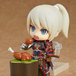 Nendoroid Hunter: Female Rathalos Armor Edition - DX Ver