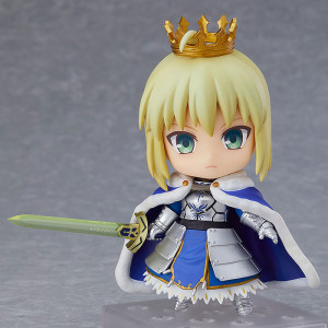 Nendoroid Saber/Altria Pendragon: True Name Revealed Ver.