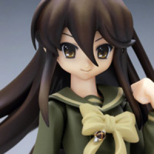 Max Factory's figma Shana Black Hair Version
