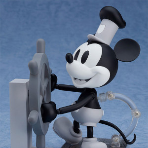 Nendoroid Mickey Mouse 1928 Ver. (Black & White)