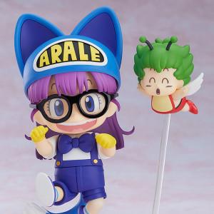 Nendoroid Arale Norimaki Cat Ears Ver. & Gatchan