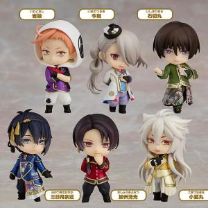Nendoroid Petite: Touken Ranbu: The Musical -Atsukashiyama Ibun- (Set of 6)