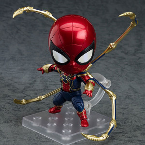 Nendoroid Spider-Man Infinity Edition