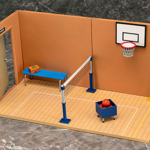 Nendoroid Play Set #07: Gymnasium B Set