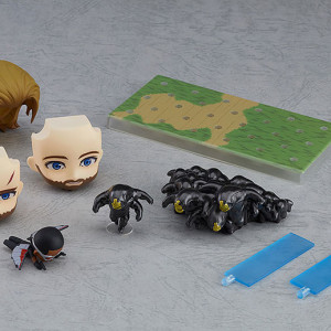 Nendoroid More: Captain America Extension Set