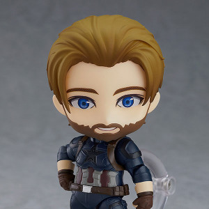 Nendoroid Captain America Infinity Edition DX Ver.