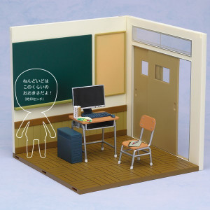 Nendoroid Playset #01: School Life Set B