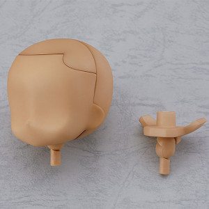 Nendoroid Doll: Customizable Head (Cinnamon)