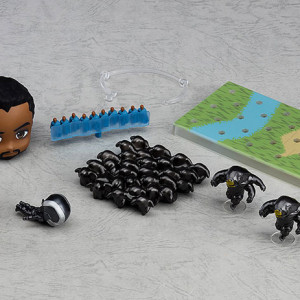 Nendoroid More: Black Panther Extension Set