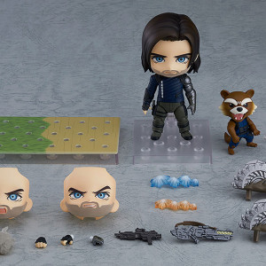 Nendoroid Winter Soldier: Infinity Edition DX Ver.