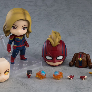 Nendoroid Captain Marvel Hero`s Edition DX Ver.