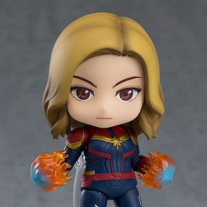 Nendoroid Captain Marvel Hero`s Edition Standard Ver.