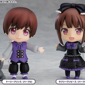 Nendoroid More: Dress Up Gothic Lolita (Set of 4)