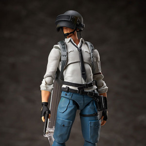 figma The Lone Survivor (PUBG)