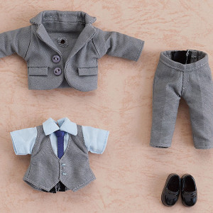 Nendoroid Doll Outfit Set (Suit - Grey)