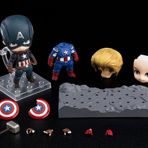 Nendoroid Captain America Endgame Edition DX Ver.