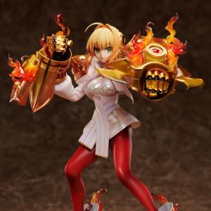Nero Claudius Zoukei Shinka Dramatic Statue 01