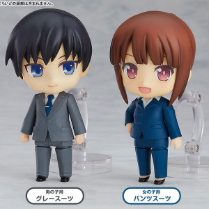 Nendoroid More: Dress Up Suits 02 (Set of 6)