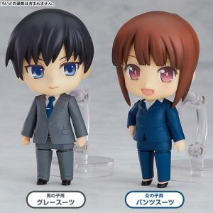 Nendoroid More: Dress Up Suits 02 (Set of 6)