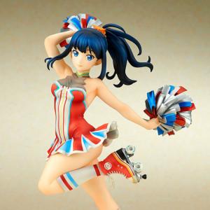 Takarada Rikka Cheerleader Style
