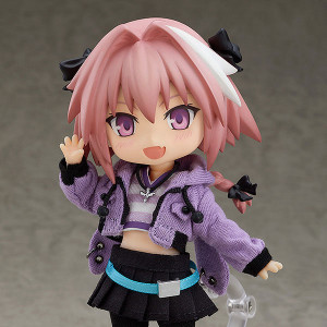 Nendoroid Doll Rider of Black Casual Outfit Ver.